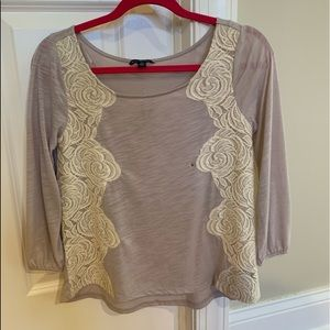 Brand new never worn cute American eagle blouse